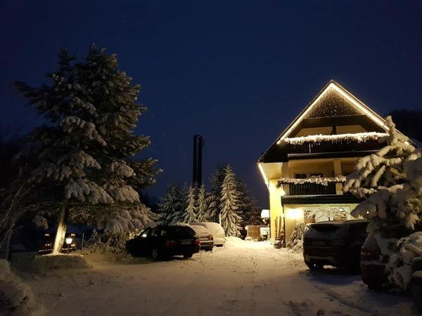 hotel sonne winter